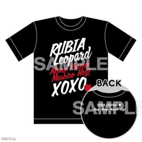 DIG-ROCK バンドTシャツ Type:RL