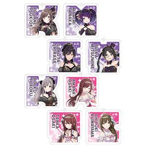 アイドルマスター シャイニーカラーズ アクリルイニシャルキーチェーン vol.2 全8種