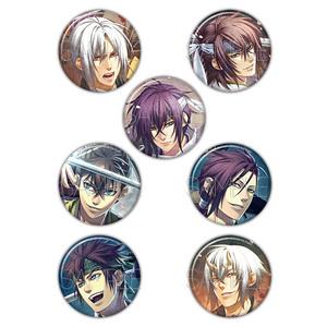 【数量限定】オトメイト 和風缶バッジコレクション 薄桜鬼 Vol.5(全7種)