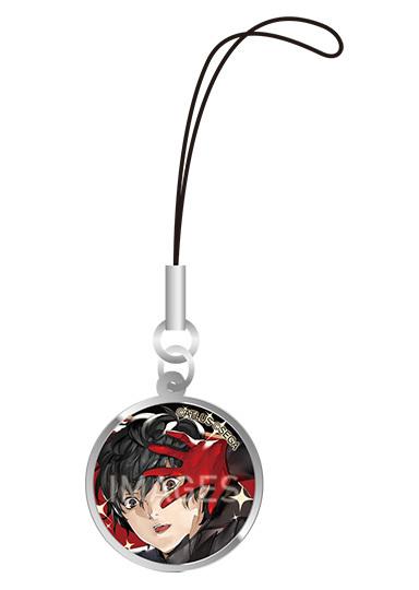 ペルソナ5 ザ・ロイヤル メタルドームストラップ 全10種