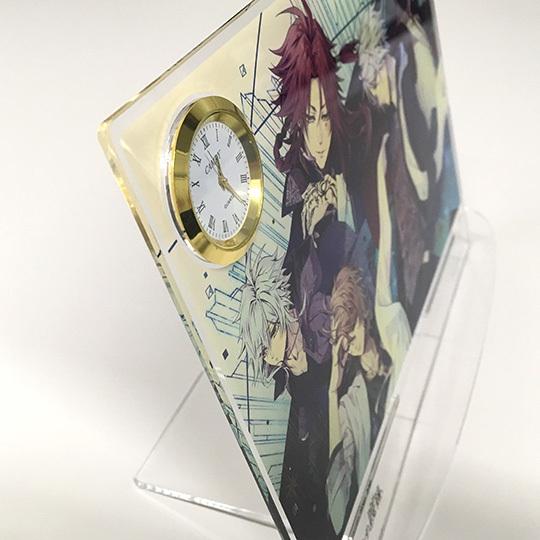 【2020/1/31発売】ピオフィオーレの晩鐘 アクリルクロックスタンド