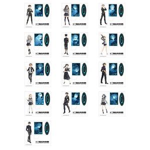 十三機兵防衛圏 アクリルダブルミニフィギュア 全13種