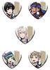 【2020/3/13発売】REALIVE! ~帝都神楽舞隊~ ハートキラ缶バッジ Vol.1 全22種