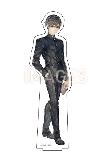 【2020/10/13再販売】十三機兵防衛圏 アクリルビッグキャラクターフィギュア 全16種