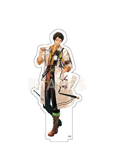 【2020/8/28発売】オランピアソワレ アクリルビッグキャラクターフィギュア 全6種