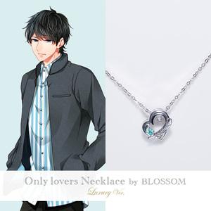 【受注生産限定】おとどけカレシ Only lovers  Necklace by BLOSSOM ②東城 葵(Mint)/Luxury Ver.