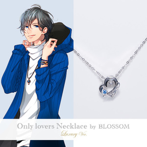 【受注生産限定】おとどけカレシ Only lovers  Necklace by BLOSSOM ④御国海斗(Arctic Blue)/Luxury Ver.