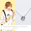 【受注生産限定】おとどけカレシ Only lovers  Necklace by BLOSSOM ⑤陽向 遥(Fancy Champagne)/Luxury Ver.
