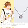 【受注生産限定】おとどけカレシ Only lovers  Necklace by BLOSSOM ⑤陽向 遥(Fancy Champagne)/Sweety Ver.