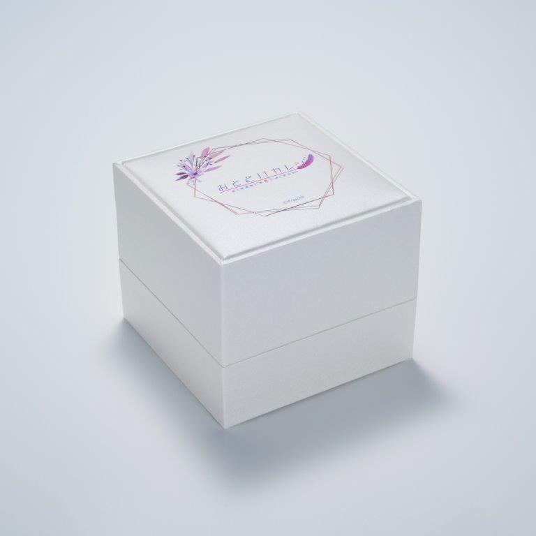 【受注生産限定】おとどけカレシ Only lovers  Necklace by BLOSSOM ③芦屋奈義(Purpllsh Pink)/Sweety Ver.