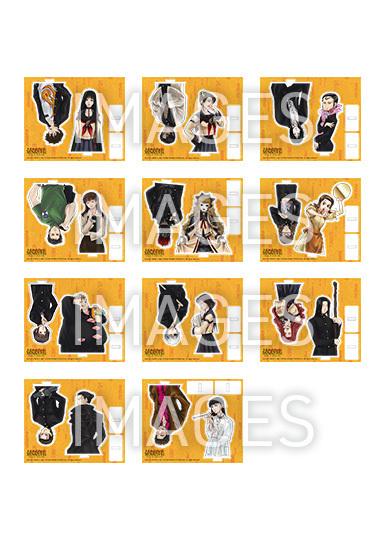 九龍妖魔學園紀 ORIGIN OF ADVENTURE 会話シーンミニフィギュア 全11種