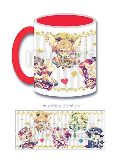 マグカップ/STAR TRUMPS COLLECTION