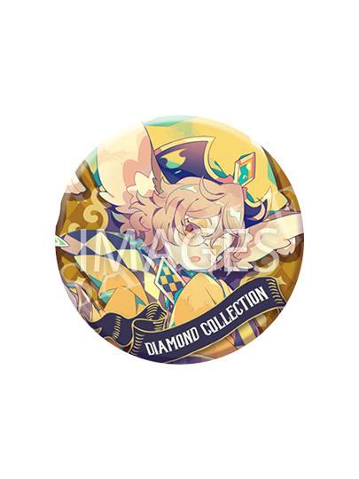 【予約】【2021/2月中旬頃発送予定】トレーディングホログラム缶バッジ(等身)/STAR TRUMPS COLLECTION 全5種