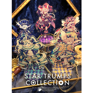 アクリルフィギュア/STAR TRUMPS COLLECTION