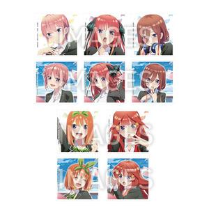 【2021/2/26発売】五等分の花嫁∬ アクリルコースターセット 全5種