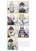 【2021/6/16発売】劇場版 Fate/Grand Order -神聖円卓領域キャメロット- ミニ色紙 全7種