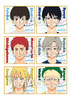 【2021/6/25発売】バクテン!! ミニ色紙 全6種