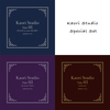 CD【織田かおり】Kaori Studio Special Set