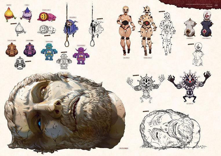 ガレリアの地下迷宮と魔女ノ旅団 公式アートブック